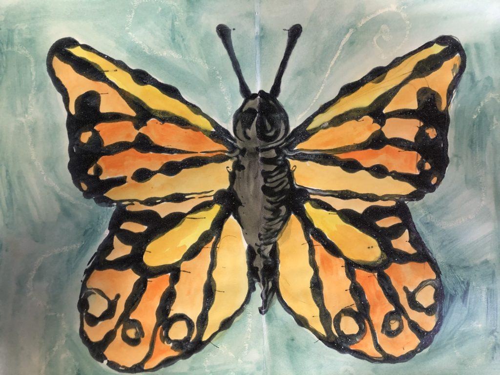 butterfly-artshare